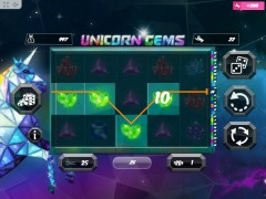Unicorn Gems slotgames77.com MrSlotty 2/5