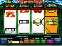 Mini Spin Madness slotgames77.com iSoftBet 3/5