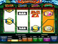 Mini Spin Madness slotgames77.com iSoftBet 4/5